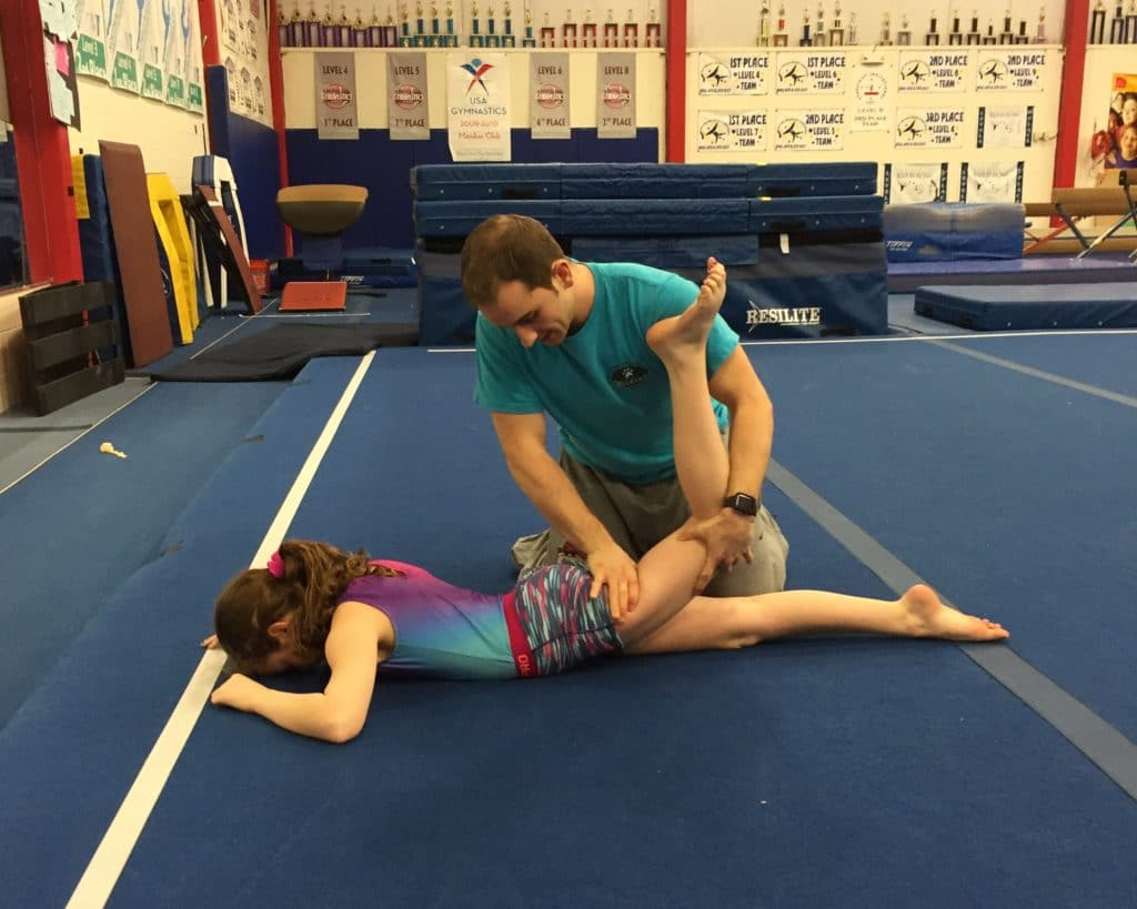 cacdc5cf1405 Are Oversplits Bad for Gymnasts  Combining Science and Real Life in ...